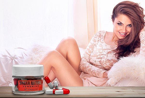 Viagra Natural Femenino 20 Capsulas