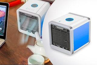 Mini Enfriador Aire Acondicionado Portátil Breeze