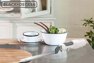 Cuchillo eléctrico de 9 pulgadas Black + Decker ComfortGrip