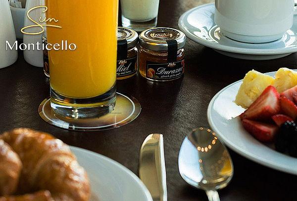 1 Noche para 2: Desayuno, Casino y más en Sun Monticello