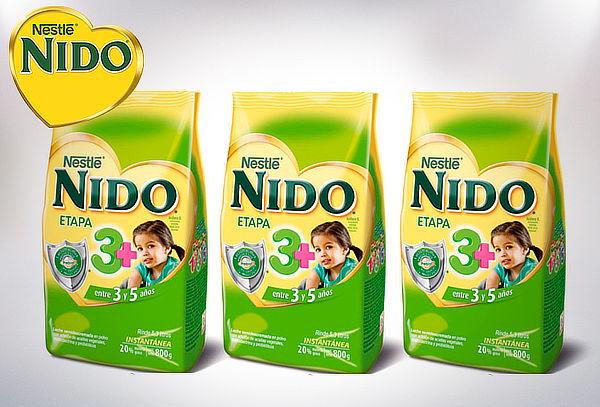 Pack 3 Nido + Elige el tuyo!