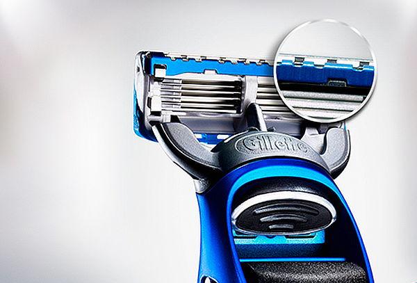 Afeitadora Eléctrica Gillette Styler