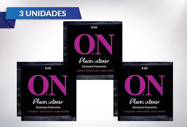 Pack 18 Preservativos + 3 Sachet Lubricantes ON