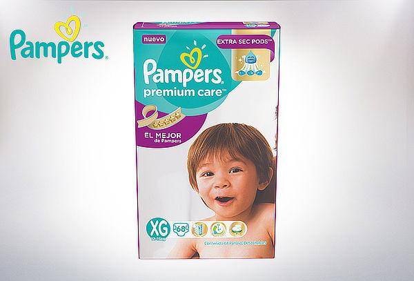 REMATE! Pampers premium Care M - XG - XXG