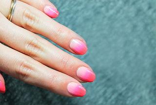 Manicure Permanente Opción Color, Francesa o Degrade
