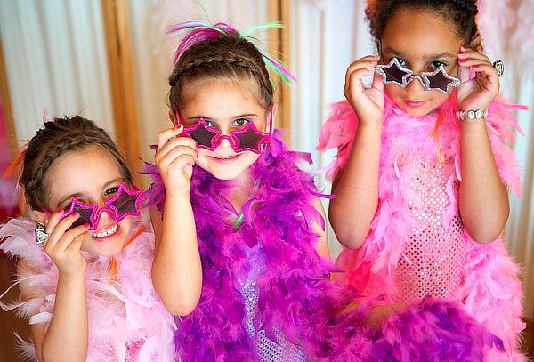 Fiesta Spa para el Cumpleaños de tu Hija