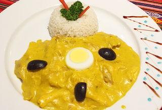 Almuerzo o Cena Peruano para 2 en Brisas del Huascarán