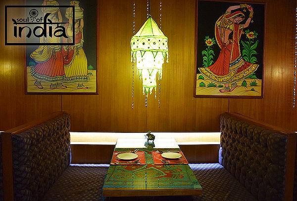 Almuerzo, Cena o Picoteo para 2 en Soul Of India