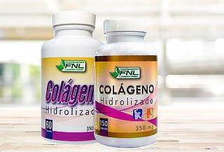 Pack 2 Frascos de Colágeno Hidrolizado FNL