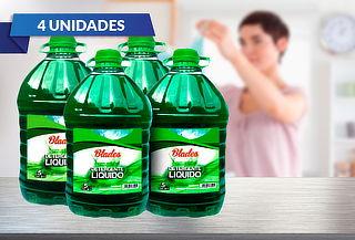 20 Litros Detergente Líquido Blades