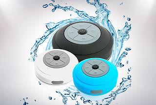 Outlet - Parlante de ducha Waterproof