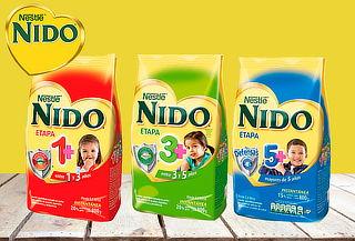 Outlet - Pack 3 Nido + Softpack Nido 800gramos