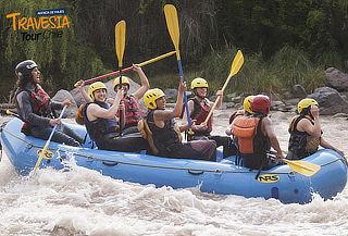 Tour Full Day Cajón del Maipo, Embalse el Yeso y rafting