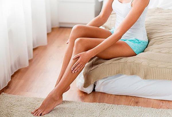 5 Sesiones de drenaje linfático manual para piernas cansadas
