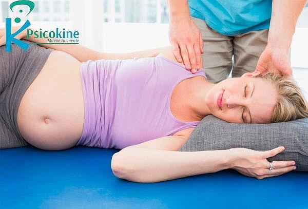 Masaje para Embarazada Cuerpo Completo y Más!