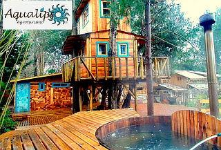 Día de spa + sauna + piscina + tinajas, Chillán
