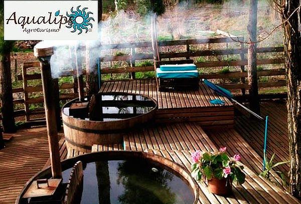 Día de spa con sauna + piscina y más, Chillán