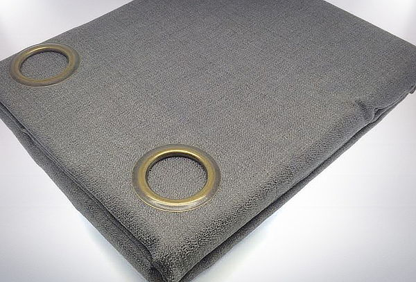 Outlet - Cortina Termica Textura Black Out Jovial 140x220