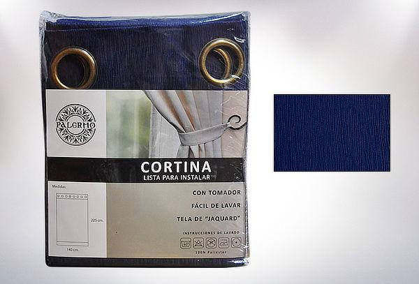 Outlet - Cortina Con Anillas Meriggi Barcelona