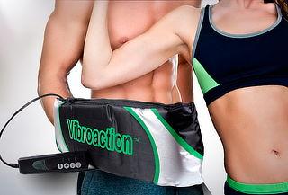 Outlet - Cinturon Abdominal Vibroaction