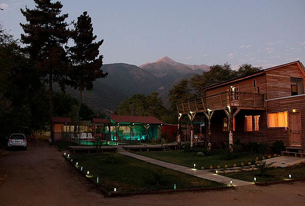 Hotel & Spa Mi Tatita, Olmué: 1, 2 o 3 noches para 2 pers.