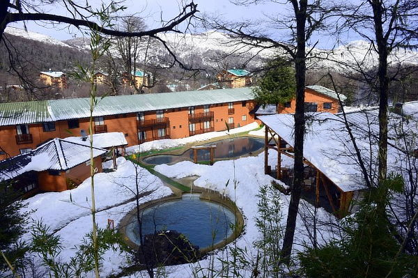 Hotel Nevados de Chillán: 1 o 2 noches para 2 + desayuno