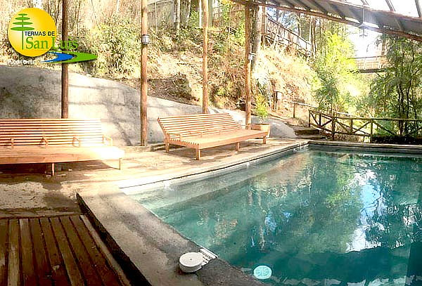 Termas de San Luis: Acceso a piscina para 2, beneficio y más