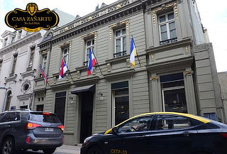 Casa Zañartu, Santiago: 1 o 2 noches para 2 + desayuno