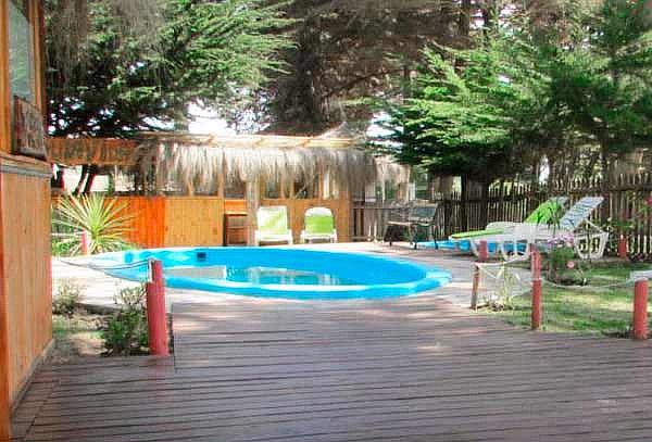 Cabañas Pinares del Mar: Día de Spa Rústico para 2 o 4 pers.