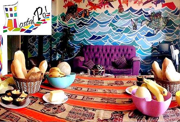 Hostal Po, Valparaíso: 1, 2 o 3 noches para 1 o 2 personas
