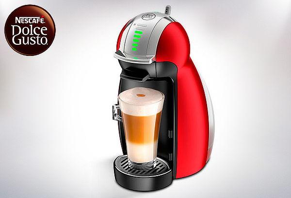 Cafetera Dolce Gusto Modelo Genio