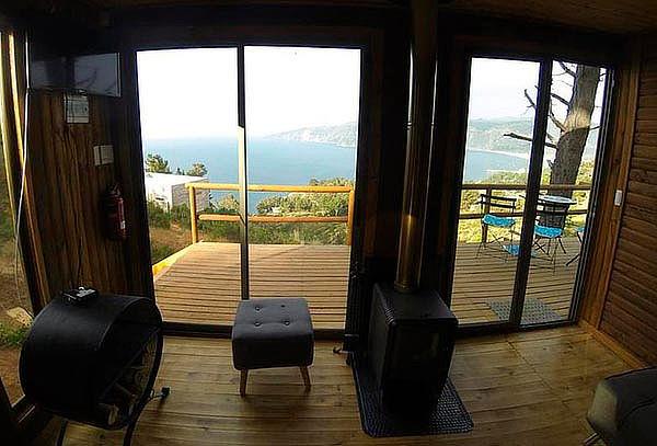 Cabañas Carilafquén, Laguna Verde: 2 o 3 noches para 2 o 4