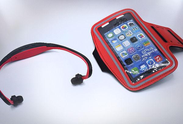 Outlet - Set Jogger Bluetooth  Zeit ZAS-250