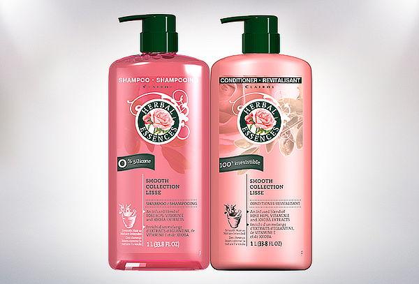 Shampoo + Acondicionador Herbal Essences Botella 1000 ml