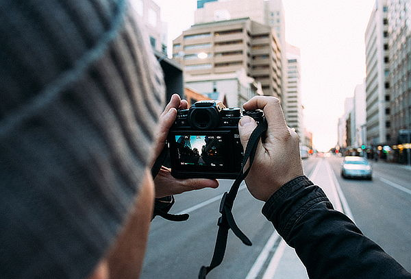 Curso básico de fotografía con clases en directo