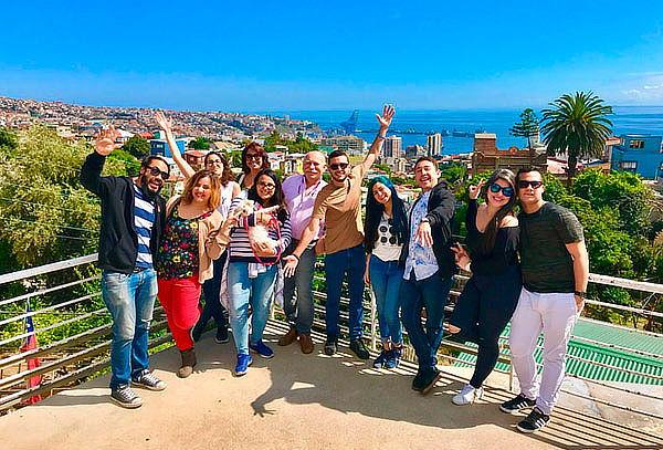 Full Day Viña del Mar y Valparaíso para 1 o 2 personas