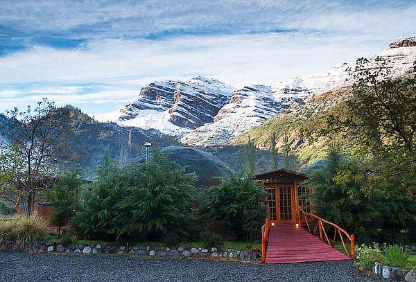 Cascada Lodge, Cajón del Maipo: 1 noche para 2 + desayuno