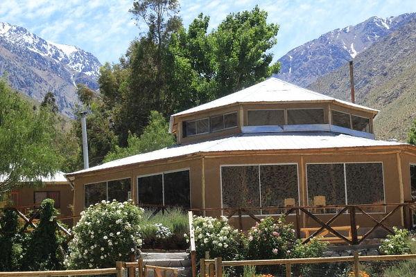 SPA Cochiguaz, Valle del Elqui: 2, 3 o 4 noches para 2 pers.