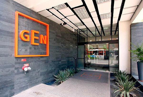 Gen Rooms, Stgo. Centro: 1 noche para 2 + comida a elección