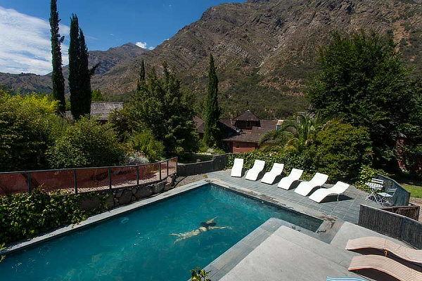 Hotel Altiplánico, Cajón del Maipo: Full day para 2 + tinaja