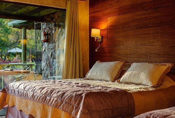 Lodge Olmué Natura: 1 noche para 2 personas + desayuno