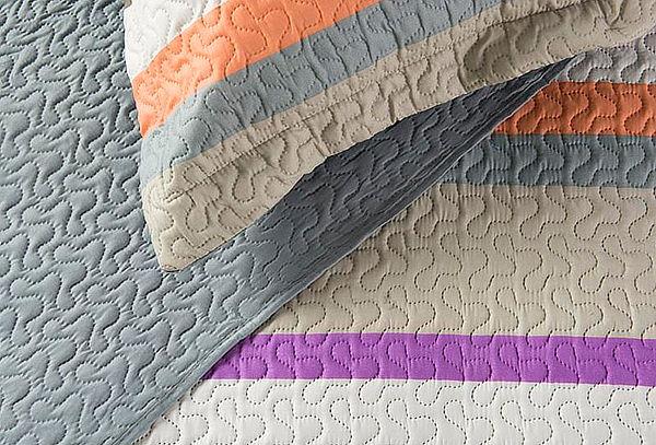 Quilt Estampado/Bicolor Ultrasónico, medida a elección