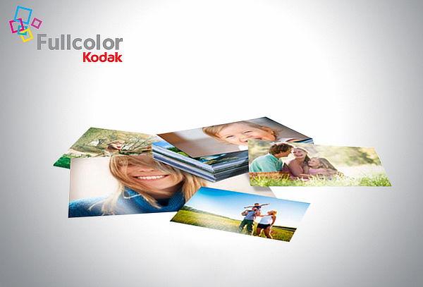 200 Fotos Kodak Express 10x15 cm