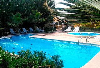 Cabañas Tapayu: Día de spa para 2 o 4 pers. + tinajas y más