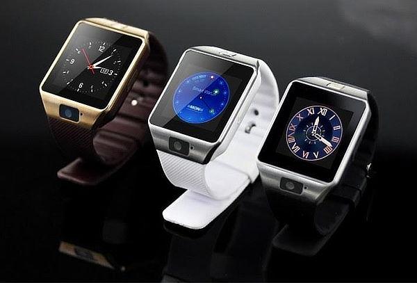 Smartwatch DZ09 con Cámara