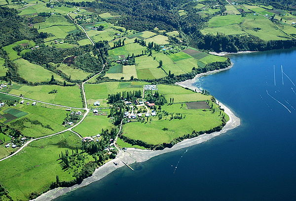 Isla Chiloé 2019: Aéreo + Transfer + Hotel + Media Pensión