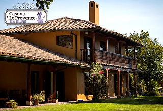 Casona Le Provence, Colchagua: 1, 2 o 3 noches para 2 pers.