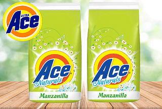Pack 2 Ace Naturals 3 Kilos.