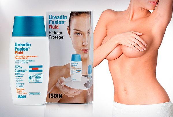 Fluido Hidratante Ureadin Fusion Fluid F30.