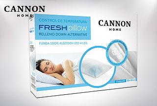 Almohada Cannon Fresh Down Alternative